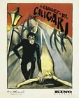 The Cabinet of Dr Caligari Blu ray Disc 2014 4K Restored KINO Free Shipping