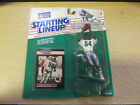 1989 KENNER STARTING LINEUP FOOTBALL KEITH JACKSON FIGURE SEALED PHILA. EAGLES