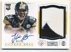 Treasure Chest: 2013 National Treasures Rookie Patch Autograph Gallery 47