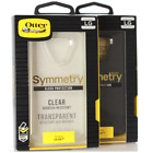 NEW Authentic Otterbox Symmetry Series Cover Case For LG G6 Clear Black