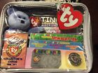 ~Ty Beanie Babies Clubby II  Platinum collectors set~Brand New never opened~