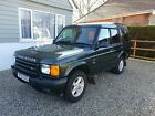 LARGER PHOTOS: Land Rover Discovery Td5 4x4 Commercial