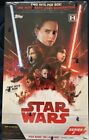 2018 Topps Star Wars The Last Jedi Series 2 Brand New Factory Sealed Hobby Box