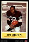 Top Jim Brown Football Cards of All-Time 35