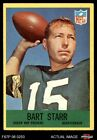 Bart Starr Football Cards, Rookie Card and Autograph Memorabilia Guide 15
