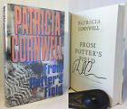 Signed Cornwell Patricia FROM POTTERS FIELD 1st Edition 1st Printing