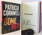 Signed Cornwell Patricia THE BONE BED 1st Edition 1st Printing