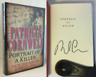 Signed Cornwell Patricia PORTRAIT OF A KILLER 1st Edition 1st Printing