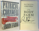 Signed Cornwell Patricia THE BODY FARM 1st Edition 1st Printing