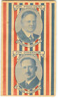 1928 Hoover & OHIO Gov. Myers Cooper Republican Party Campaign GOP Sewing Kit