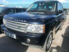 2006 LAND ROVER RANGE ROVER 29 TD6 VOGUE LEATHER  NAV RECORDED CAT N