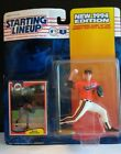 1994 Mike Mussina Starting Lineup Baltimore Orioles Wtih Card New