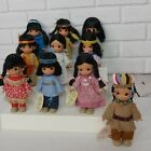 Precious Moments Dolls Ten Little Indians Native American Indian 7 Inch 2000
