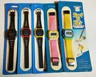 Vintage 80s medana 30 LCD watch collection MIP
