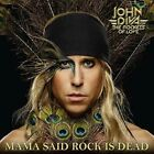 JOHN DIVA and the ROCKETS OF LOVE Mama Said Rock Is Dead CD 2019 NEW Sealed