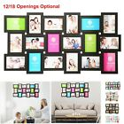 12 18 Photos Large Multi Picture Frame Collage Aperture Decor Memories Home Wall
