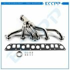 STAINLESS MANIFOLD HEADER EXHAUST Fits 1991 1999 JEEP WRANGLER CHEROKEE 40L TJ