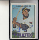 2016 Topps Heritage High Number Baseball Cards 21