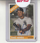 Jose Abreu Rookie Card and Prospect Card Guide 20