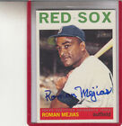 2013 Topps Heritage Baseball Real One Autographs Visual Guide 77