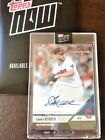 2018 Topps Now #PS-19A COREY KLUBER Autograph 99