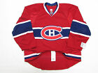 MONTREAL CANADIENS AUTHENTIC HOME TEAM ISSUED REEBOK EDGE 2.0 7287 JERSEY SZ 58+
