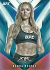Here's a $10,000 Ronda Rousey Autograph from 2012 Topps Finest You May Never See Again 19