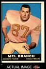 1961 Topps Football Cards 3