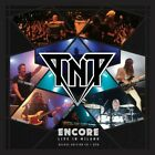 TNT - Encore - Live In Milan [New CD] With DVD