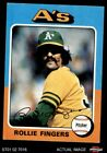 Top 10 Rollie Fingers Baseball Cards 22