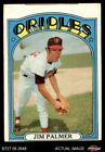 Jim Palmer Cards, Rookie Cards and Autographed Memorabilia Guide 7