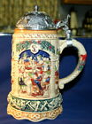 HALLMARK  TABLE TOPPER  2017 ELF FESTIVITIES BEER STEIN  10