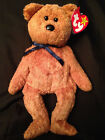 TY beanie baby Very Rare (Fuzz) orig 7-23-1998 is his birth butt tag reads 1999