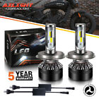 6000K Motorcycle 12000LM H4 CSP LED Headlight Bulb For 2001-2018 INDIAN Scout