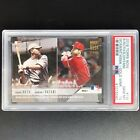 Babe Ruth Shohei Ohtani 2018 Topps Now GOLD Moment of the Week Winner #1W PSA 10