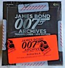 007 JAMES BOND 2015 ARCHIVES - Sealed Trading Card ARCHIVE BOX A - B - C