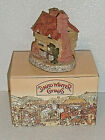 David Winter Cottages THE WINE MERCHANT 1980 In Box
