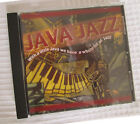 Java Jazz CD - free shipping