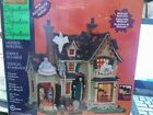 SCARIEST HALLOWEEN HOUSE MICHAELS SIGNATURE COLLECTION LEMAX SPOOKY TOWN VILLAGE