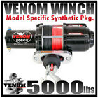 5000LB VENOM ATV WINCH 2013-18 CAN AM MAVERICK 1000 5000 LB RT
