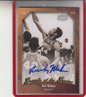 2009-10 UD GREATS OF THE GAME RICK MAHORN