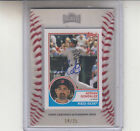 Rookies and Nostalgia Rule Early 2012 Topps Archives Sales 13