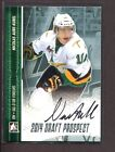 2014 ITG Draft Prospects Hockey Clear Rookie Redemption Set Announced 17