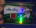 2010 Bowman Stephen Strasburg Red Auto Sells For $19,975 10