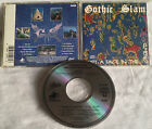 Gothic Slam - Just A Face In The Crowd CD OOP1989 CBS/EPIC wrath powermad coven