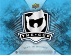 2017 18 Upper Deck UD The Cup Hockey Hobby Box Factory Sealed NEW! Boeser? 17 18