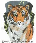 EXOTIC WILDLIFE COLLECTION MACHINE EMBROIDERY DESIGNS ON CD OR USB