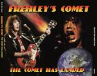 FREHLEY'S COMET RARE LIVE 4CD CANADA/USA1987 LTD INCL.STICKER & BONUS DISC
