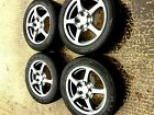 Honda S2000 Alloy Wheels With Tyres