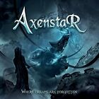 Axenstar - Where Dreams Are Forgotten [CD]